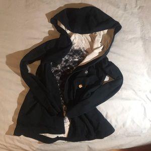 Lululemon casual fleece jacket S/M